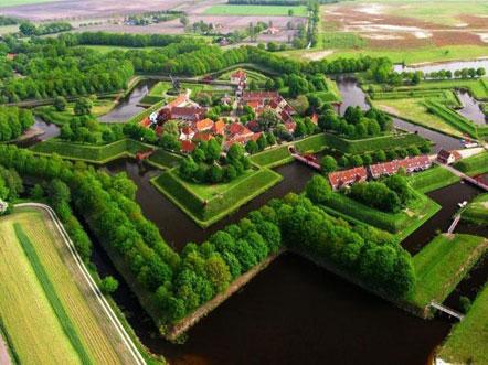 Hotelarrangement Hotel Parkzicht Groningen Bourtange