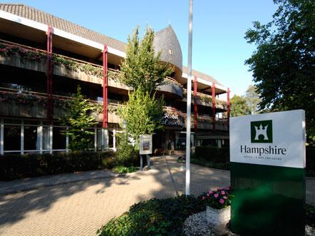 hampshire hotel hofvangelre