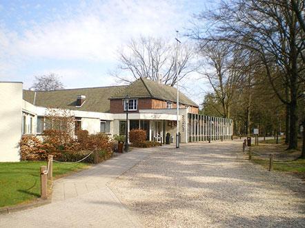Hotel Mennorode Elspeet Gelderland Entree