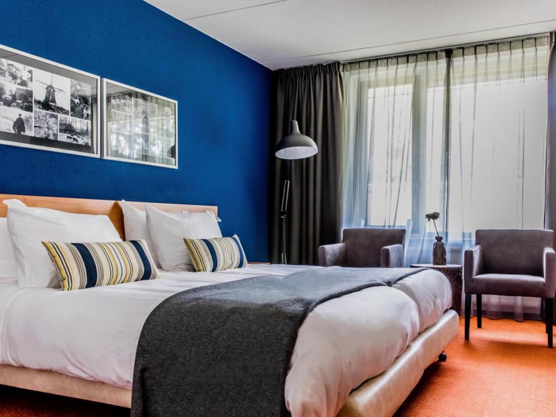 Hotel Mennorode Elspeet Gelderland Hotel Premiumkamer