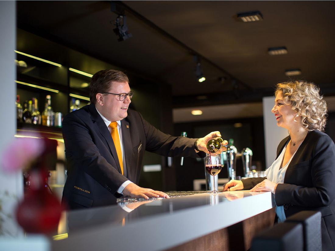 Hotelaanbieding Dordrecht bar