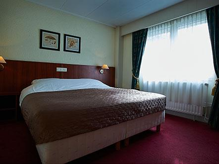 eenpersoonskamer hotel westerbork