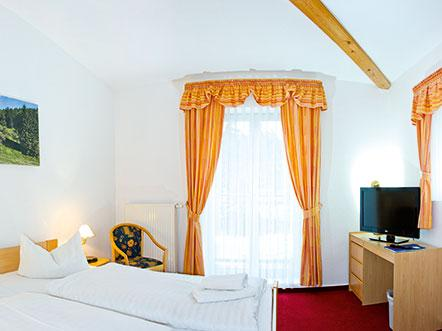 Hotel Haus Oberland Masserberg Hotelkamer