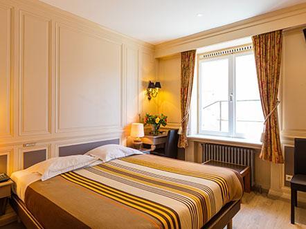 Hotel Europ Hotelkamer