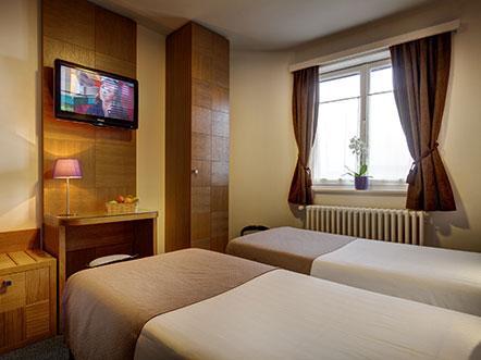 Weekendjeweg Brugge Hotelkamer
