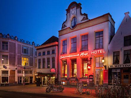 Hotelarrangement Groningen Stad Aanzicht