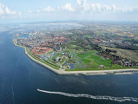 Weekendjeweg Den Helder panorama