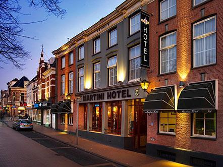 Hotelarrangement Groningen Aanzicht