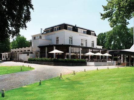 Fletcher Hotel Restaurant Erica Berg en Dal Aanzicht