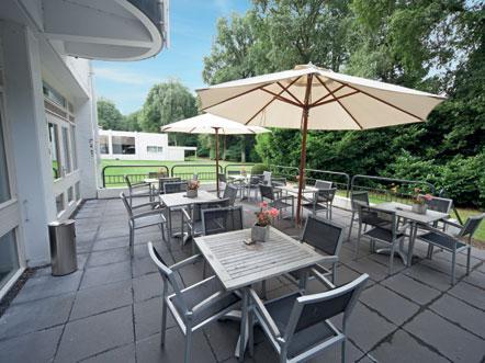 Hotelaanbieding Gelderland Terras