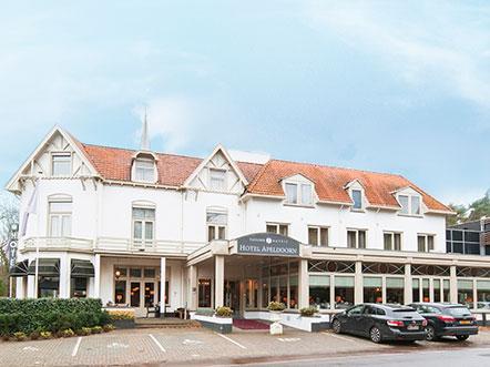 Fletcher-Hotel-Restaurant-Apeldoorn-Gelderland-vooraanzicht