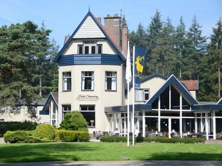 Veluwe Hotel Stakenberg Elspeet Gelderland Aanzicht
