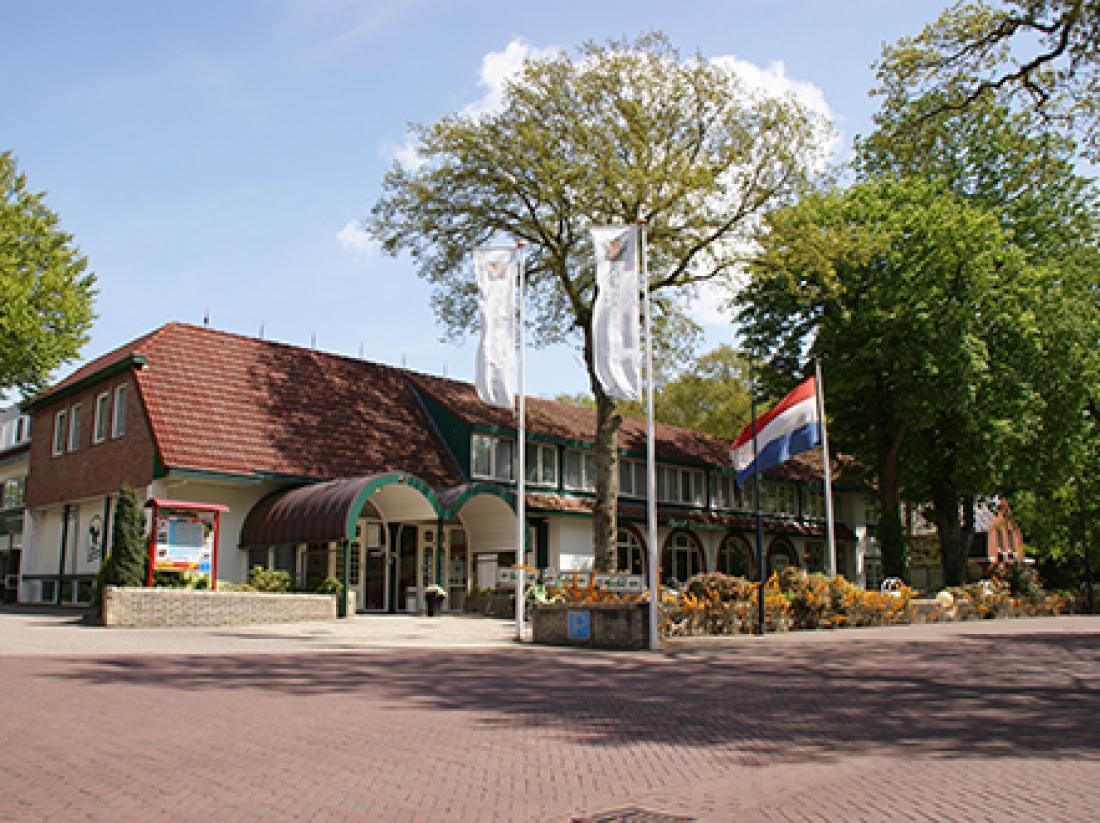 hotel gaasterland rijs friesland exterieur
