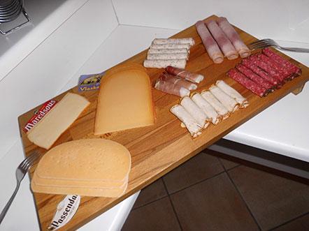 B&B The Protea Zonnebeke België Ontbijt