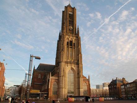 postillion hotel arnhem gelderland kerk