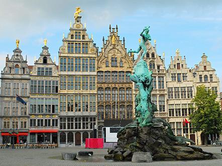 Eden Antwerp Hotel Antwerpen