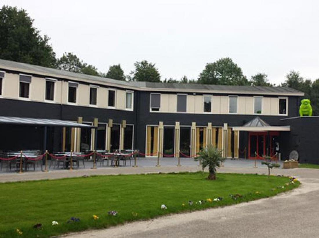 Hotel De Elderschans Aardenburg Pand