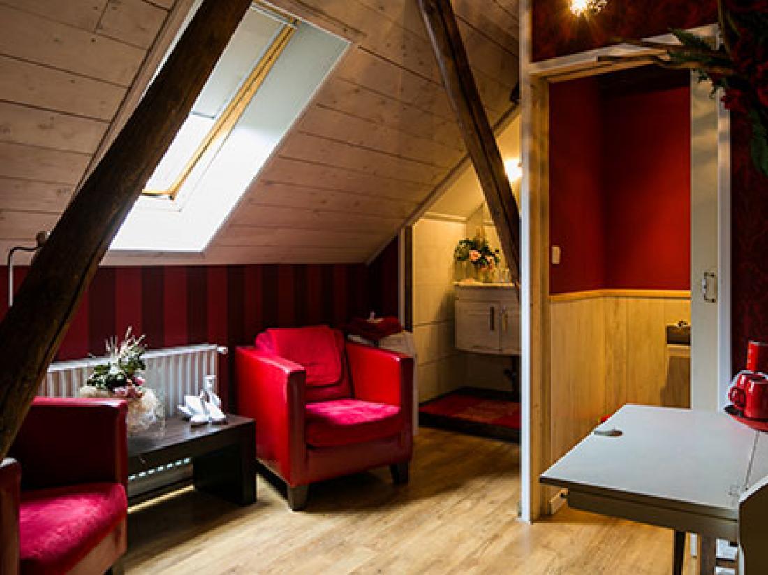 Hotelaanbieding Stieltjeskanaal Robijn Interieur