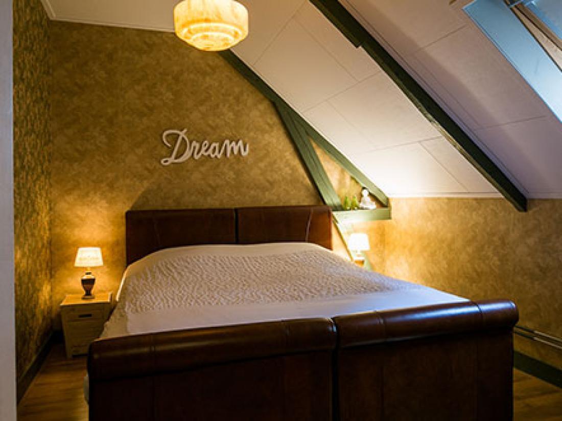 Hotelaanbieding Coevorden Smaragd Kamer