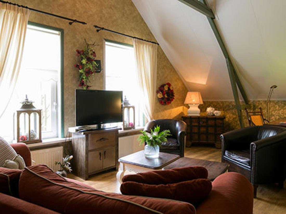 Hotelarrangement Drenthe Smaragd Interieur