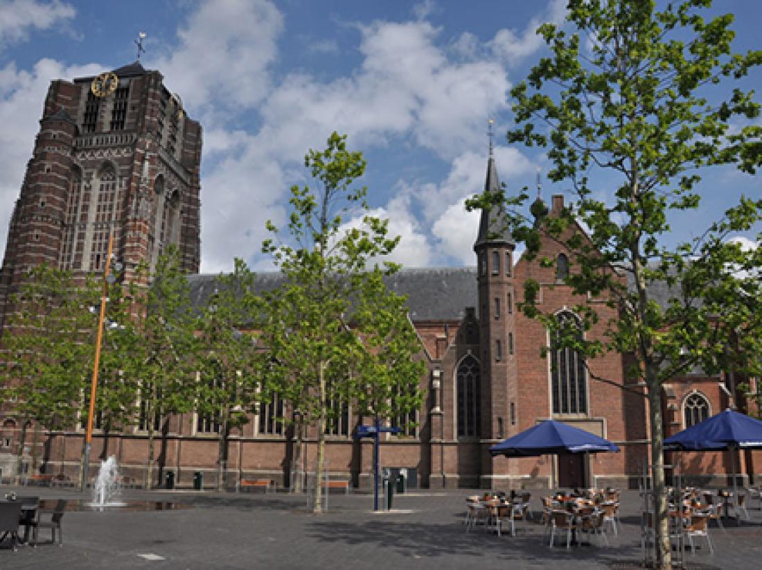 Hotelarrangementen Oosterhout Noord Brabant Kerk