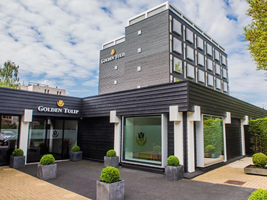 Golden Tulip Den Haag Aanzicht