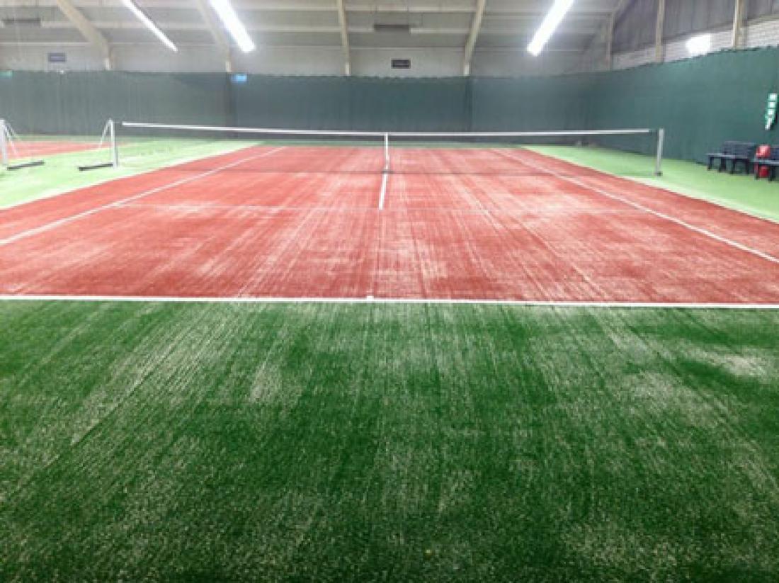 dS Hotel Freizeitcenter Vreden Duitsland Tennisbaan