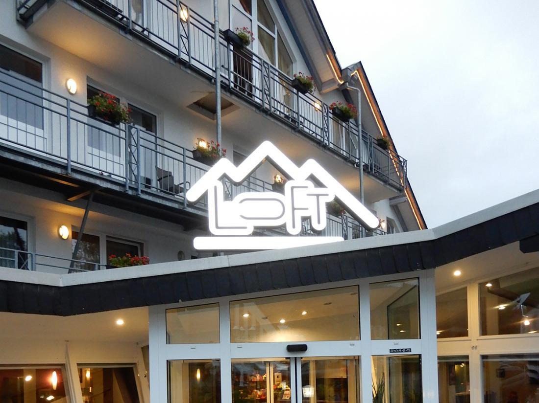 Das Loft Hotel Willingen Hessen Aanzicht