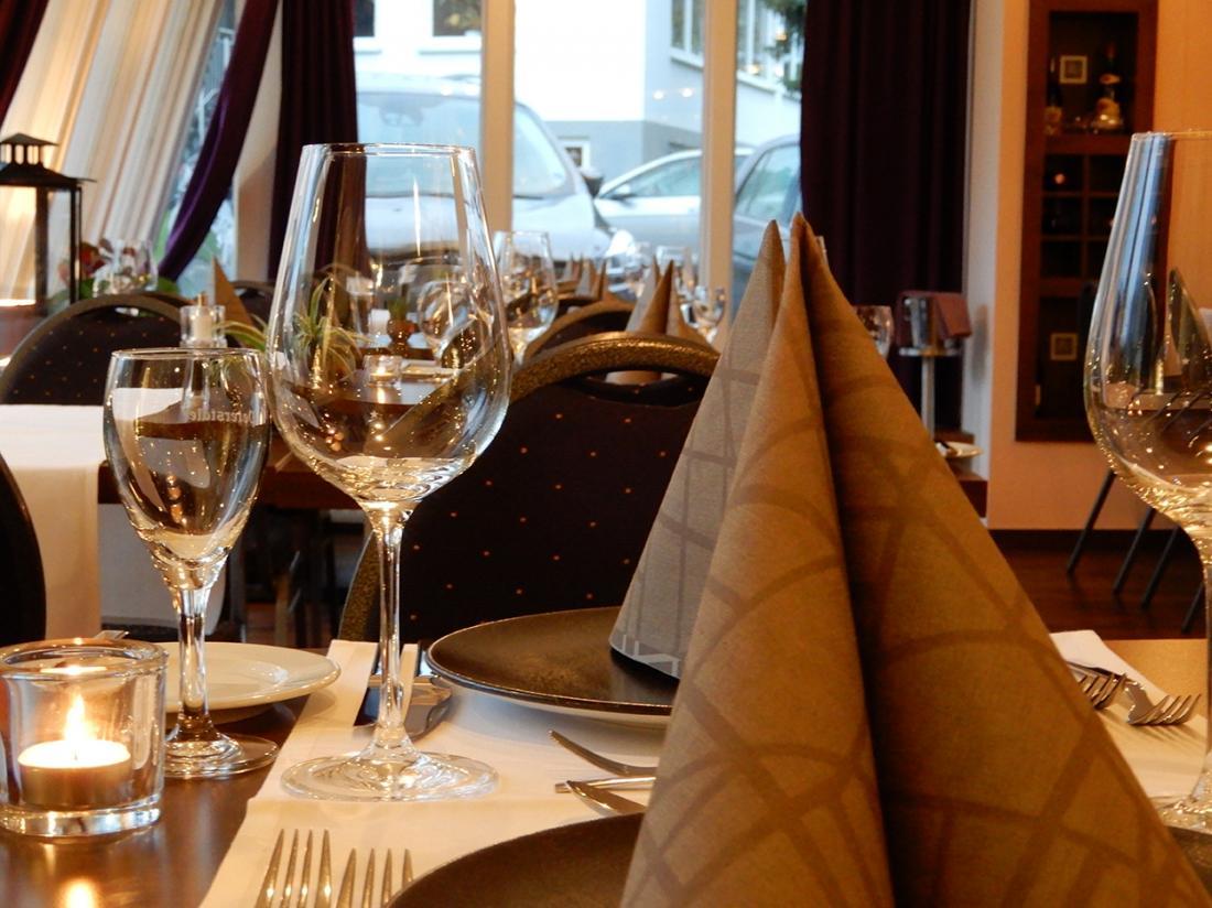 Das Loft Hotel Willingen Hessen Restaurant Servet