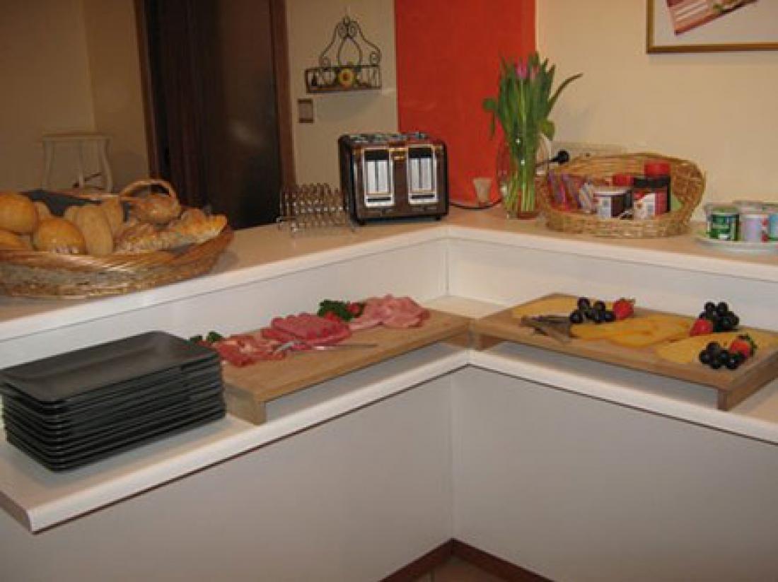 Hotelaanbieding The Protea Zonnebeke Ontbijtbuffet