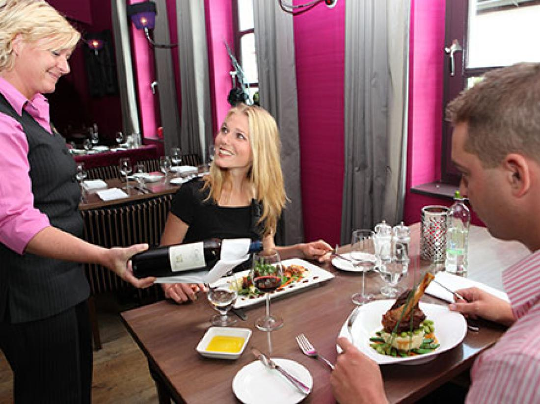 Hotelarrangement Amsterdam Restaurant