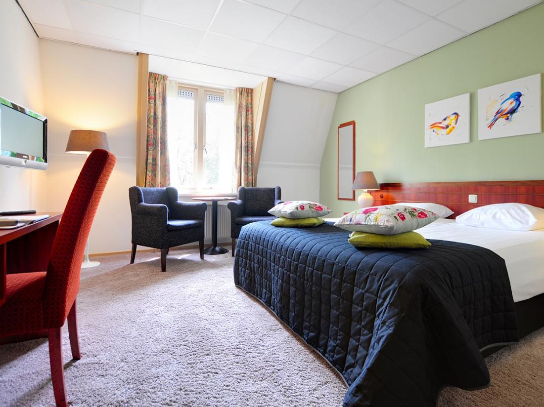 Boetiek Hotel BonAparte Barchem Hotelkamer Tuinzichtkamer