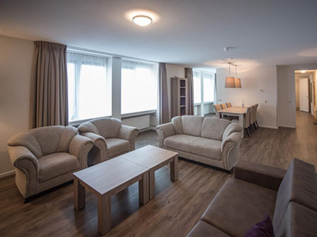 Hotelaanbieding Het Raedthuys Appartement