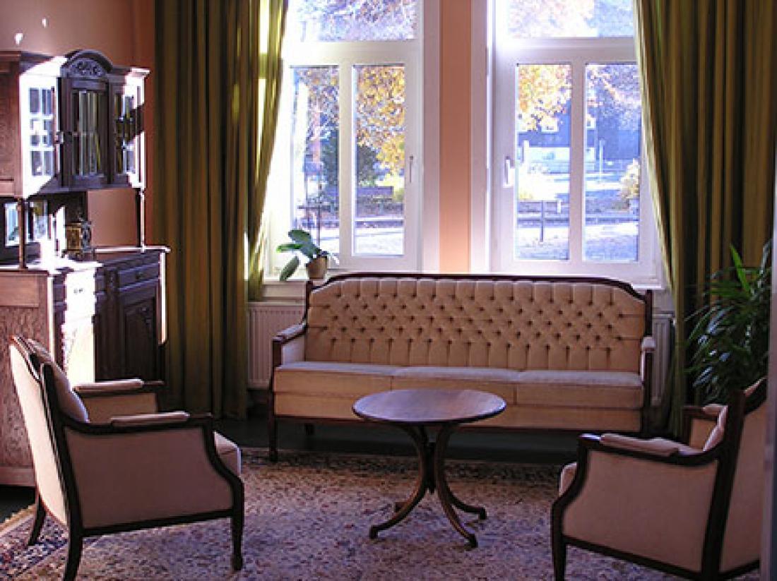 Weekendjeweg Hotel Villa Opdensteinen Goslar Zithoek
