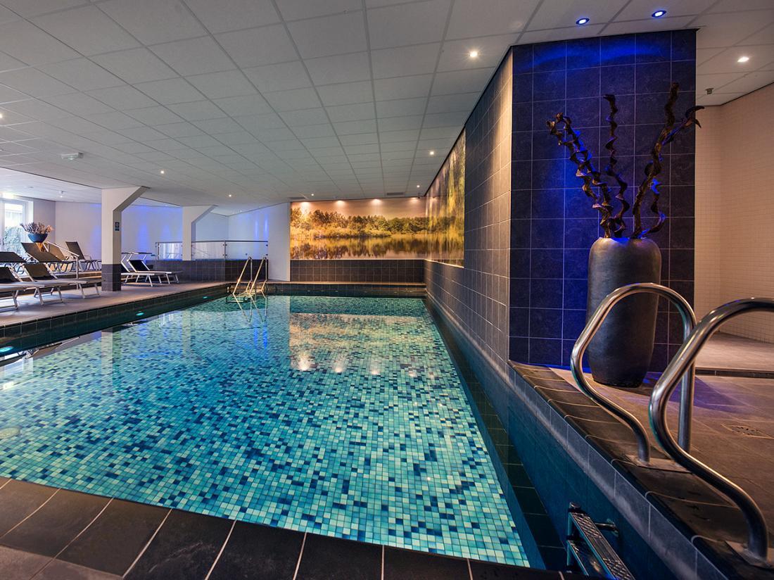 Boshotel Vlodrop Limburg Hotel Interieur Zwembad