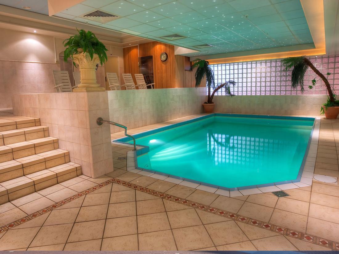 Hotelaanbieding Noordwijk Zwembad