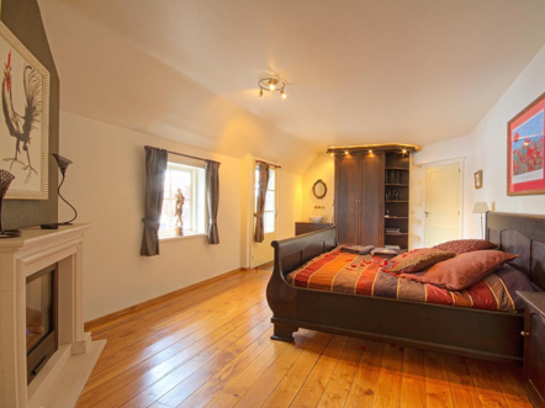 guesthouse heide slaapkamer
