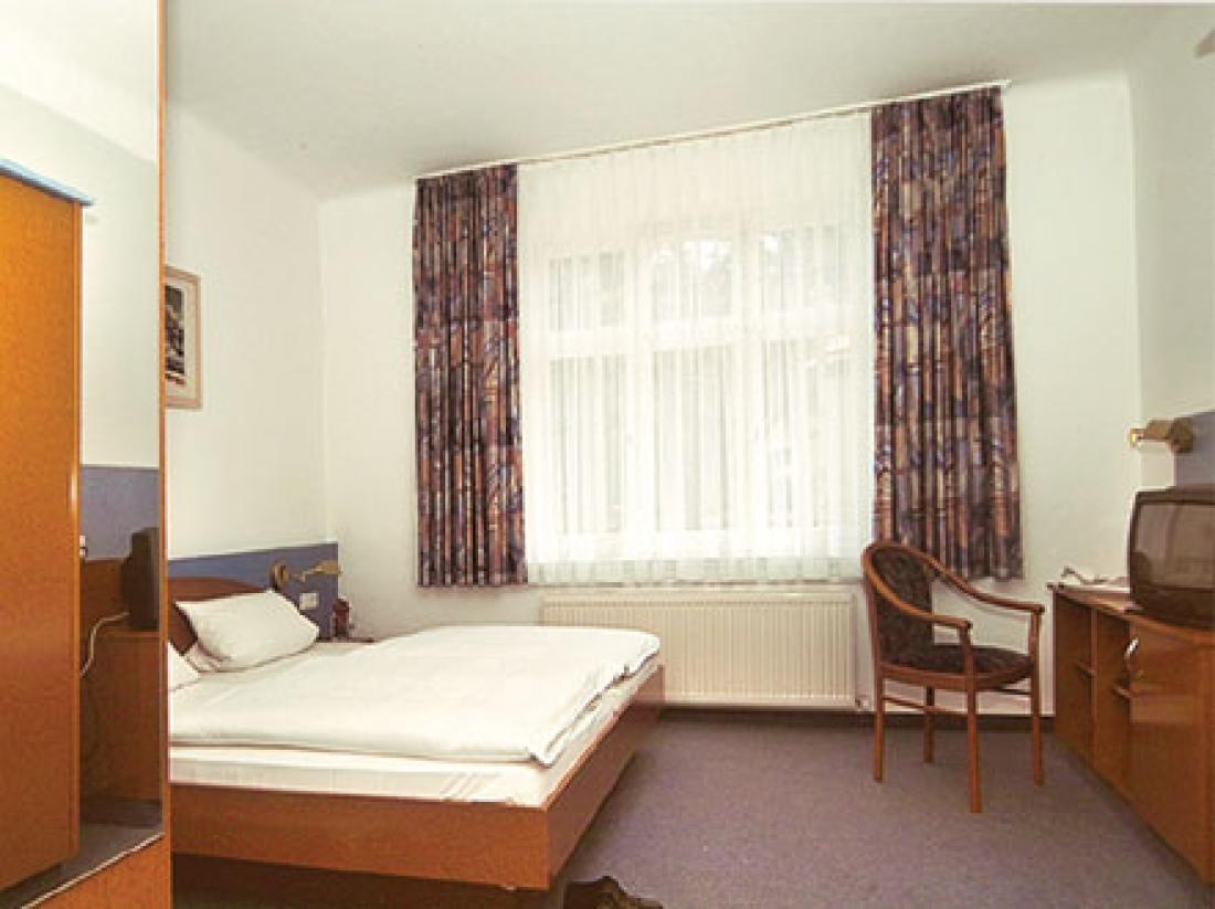 WaldhotelFriedrichroda Thuringen Hotelkamer