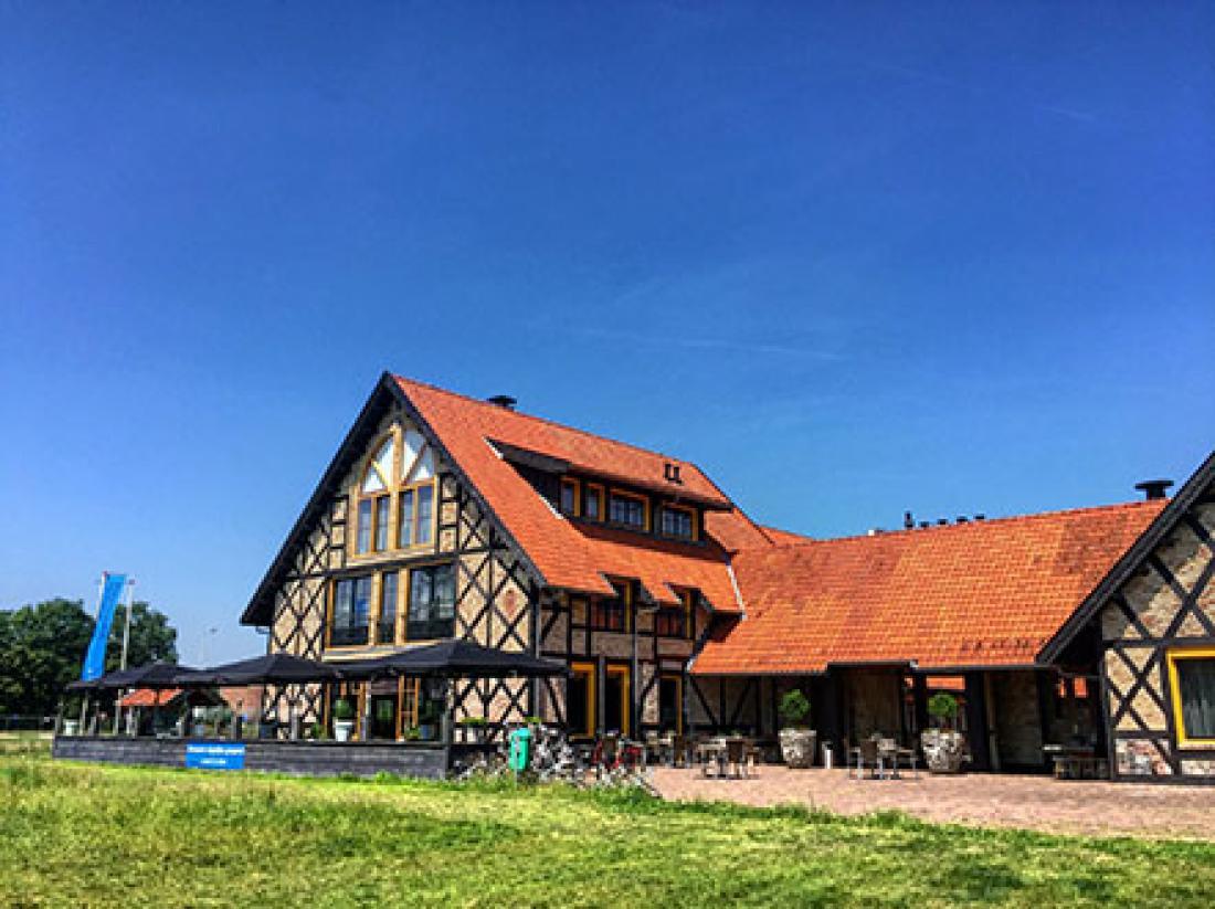 Hotelaanbieding westcord salland aanzicht