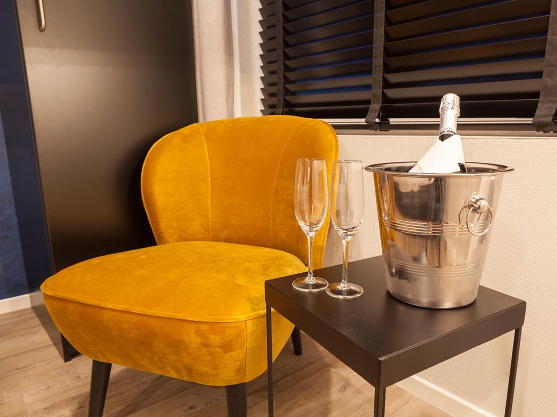 Best Western City Hotel de Jonge Drenthe zitje