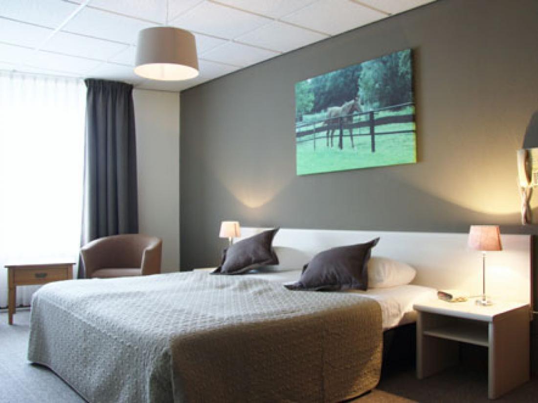 Hotel op de Beek Limburg Tweepersoonskamer Schilderij
