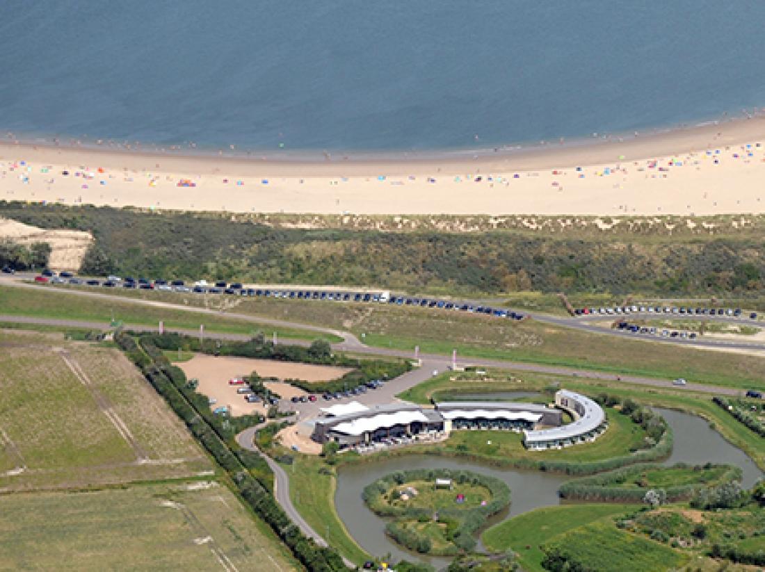 hotel_renesse_zeeland_luchtfoto