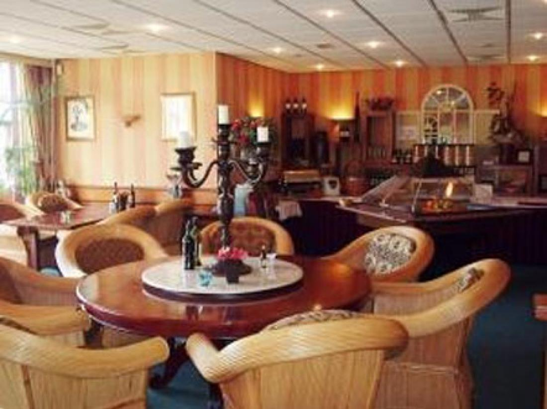 Hotel Den Helder restaurany
