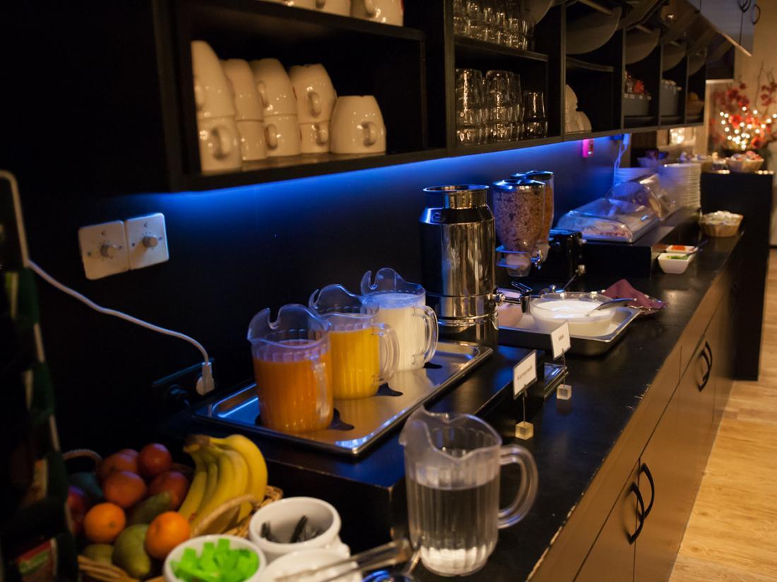 Hotel Millings Centrum Gelderland Ontbijtbuffet