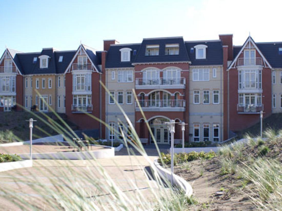 grand hotel ter duin burgh haamstede voorzijde