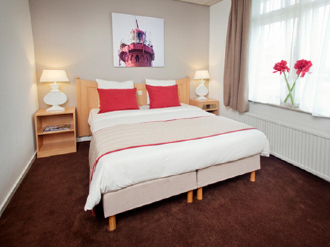 hotelkamer golden tulip noordwijk