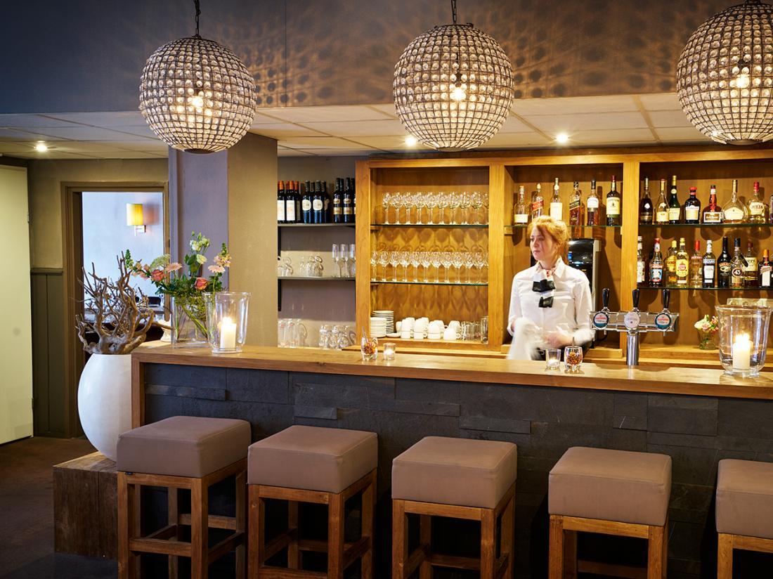 Saillant Hotel Gulpen bar