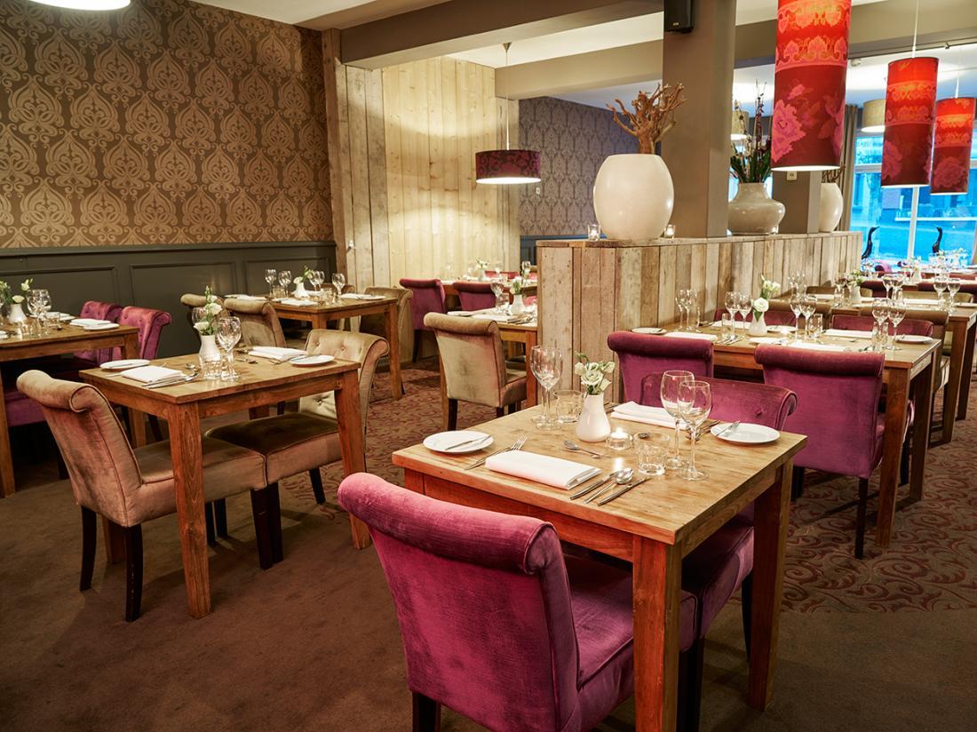 Saillant Hotel Gulpen restaurant