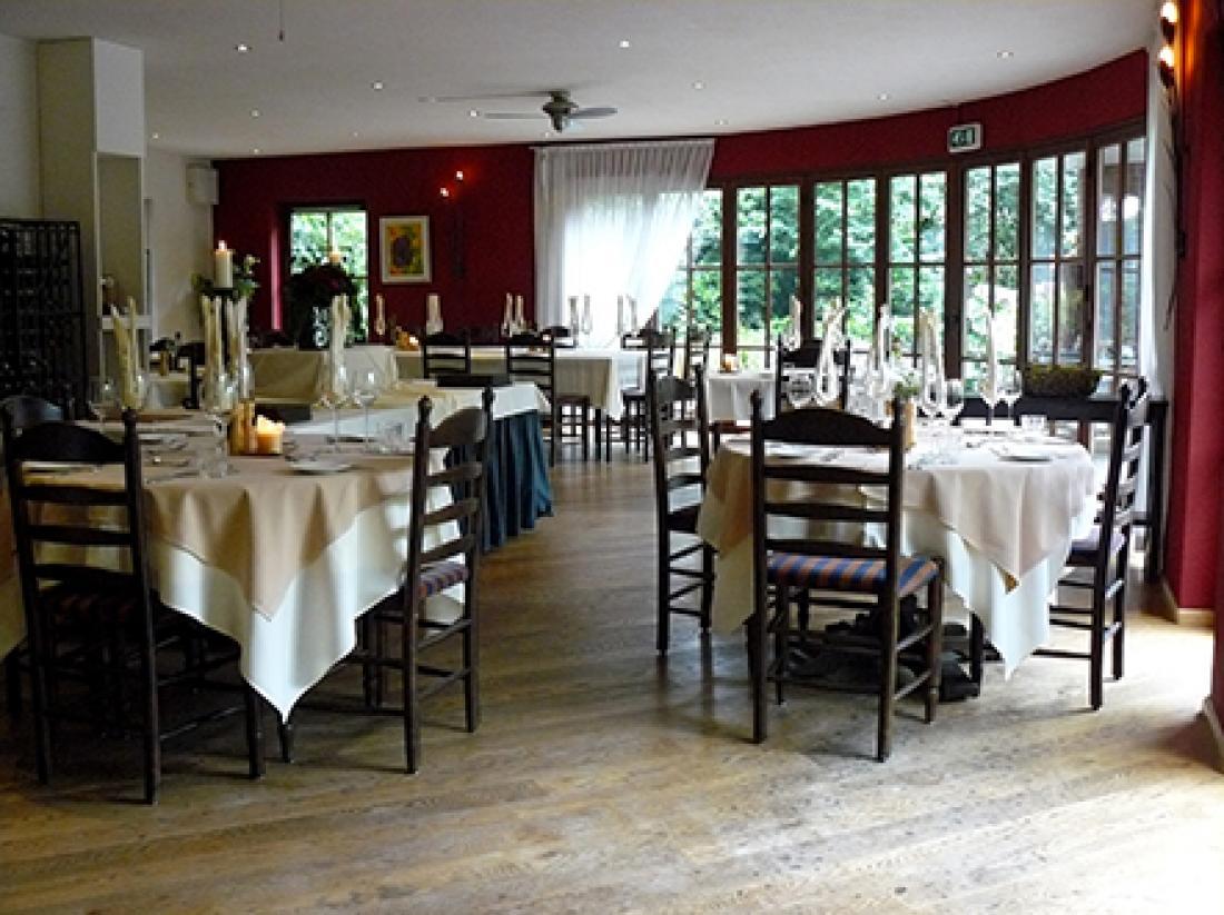 Landhotel de Greune Weide restaurant2