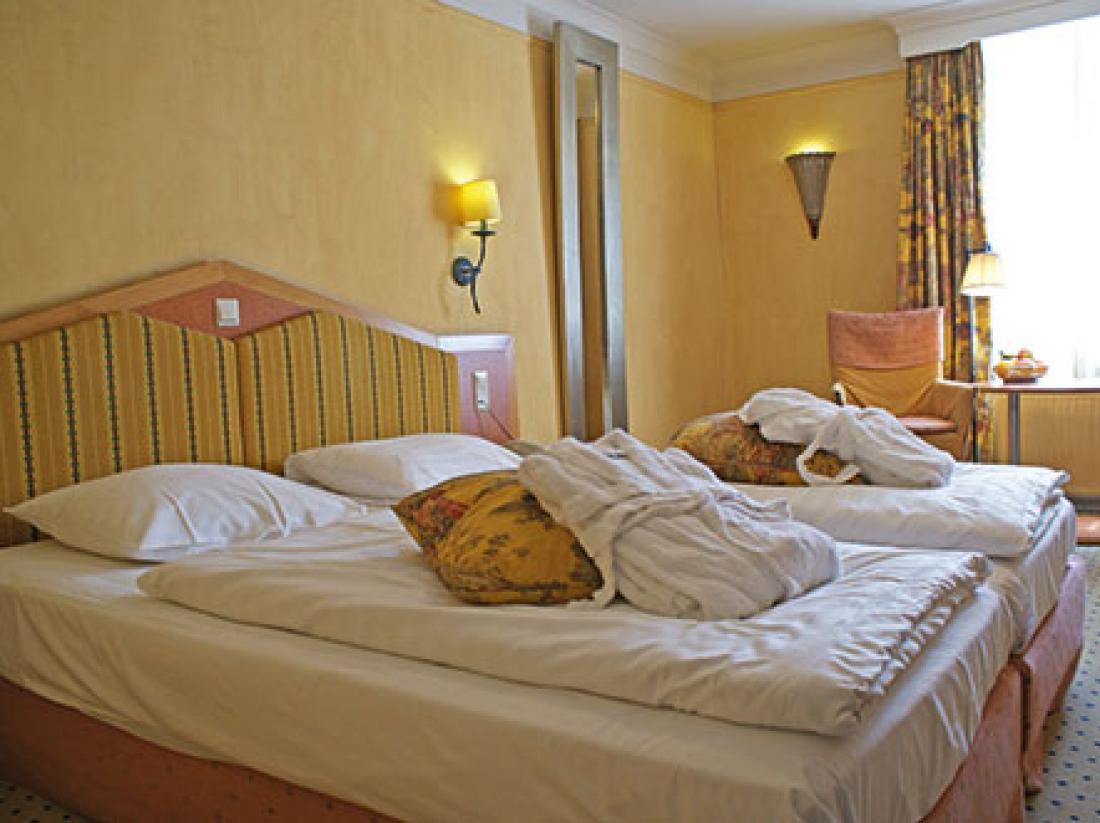Weekendjeweg Kerkrade Hotelkamer